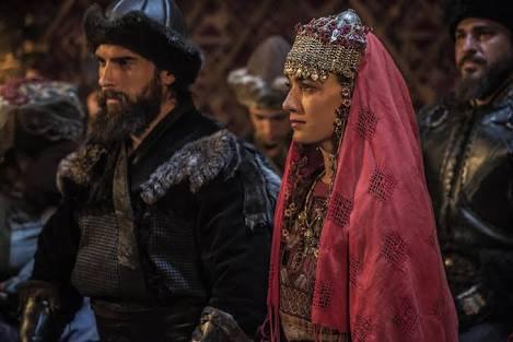 turgut aykiz wedding in dirilis ertugrul